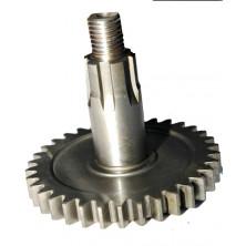 Hammaspyöräakseli (Harvaboorinen) Z34